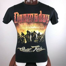 Doomsday Into Darkness Street Ride Mens S Graphic T Shirt  - $35.63