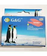 MFC G&G Ink Cartridge Yellow NEW for Epson XP-100/200/300/310/400 etc - $15.00