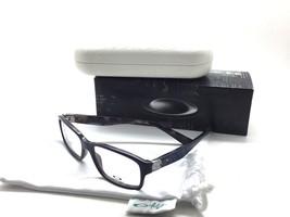 NEW Oakley Blue / Tortoise 52 X 15 Eyeglasses Frame Entry Fee OX1072-0252 - $59.97