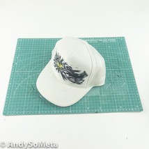 Rockstar Energy Drink Hat: Nissun Snap Back Trucker Cap: Black White Print NWOT - $19.79