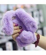 Fluffy Case for iphone 5C,Super Deluxe Luxury Bling Lovely Warm Handmade... - $15.83