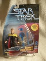 "Star Trek Voyager SECURITY OFFICER NEELIX  4"" Action Figure Rare Playmat... - $19.99"
