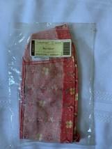 Longaberger Fabric Liner Dogwood for Boutique Basket 23214244 - $16.82