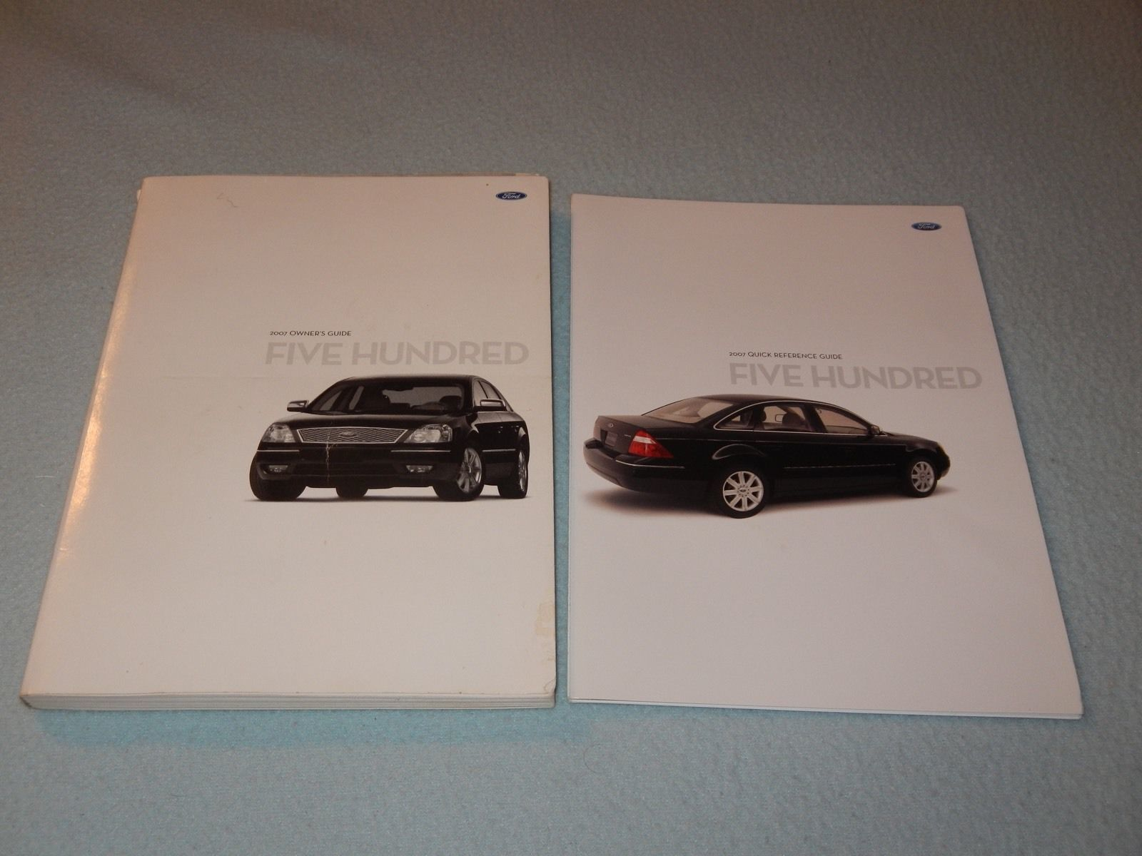 2007 ford 500 five hundred owners manual and 18 similar items rh bonanza com Car Owners Manual Ford Truck Owners Manual