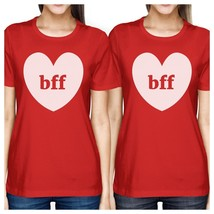Bff Hearts BFF Matching Red Shirts - $30.99+