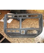1995-1997 Toyota Land Cruiser Stereo Climate Control Bezel 55412-60110 Y... - $49.50