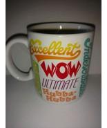 Motivational Hallmark collectible coffee mug  Japan congratulations awes... - $22.76