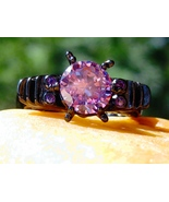 "Haunted ring Nocturnal Djinn ""Thesaurus Nocte"" Treasures of the night  - $199.99"