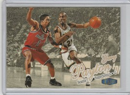 1997-98 Fleer Ultra Gold Medallion #110G Gary Payton - $1.00