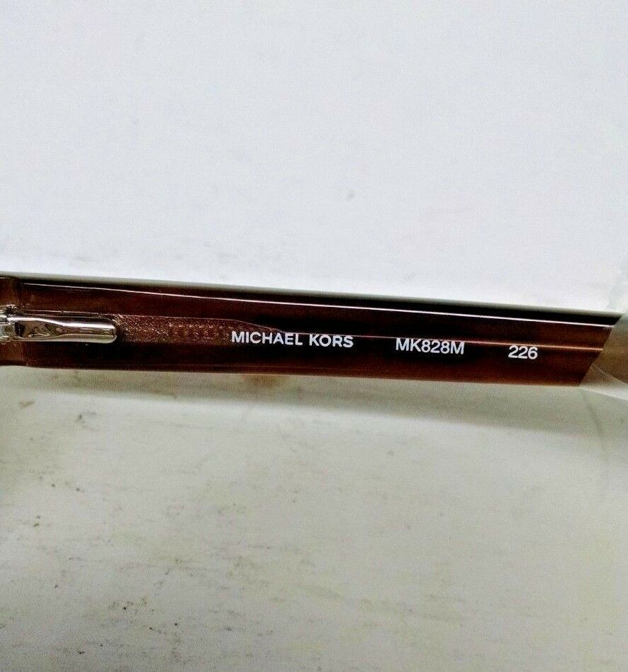 Michael Kors Eyeglass Frame 54-17-140 MK 828M 226 authentic