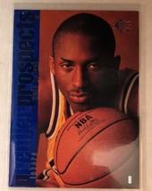 1996-97 Upper Deck SP Kobe Bryant Premier Prospects RC #134 - Lakers - $4.94