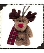 "Boyds Bears ""Mo Moosletoes"" 35"" Plush Moose- #562650- NEW- 2001 - $21.99"