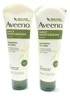 AVEENO Active Naturals Daily Moisturizing Lotion 2.50 oz (Pack of 2) - $12.86