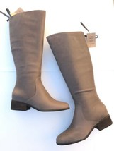 Lucky Brand Womens Size 10 Over The Knee Riding Boots Lanesha Brindle Tu... - $93.49
