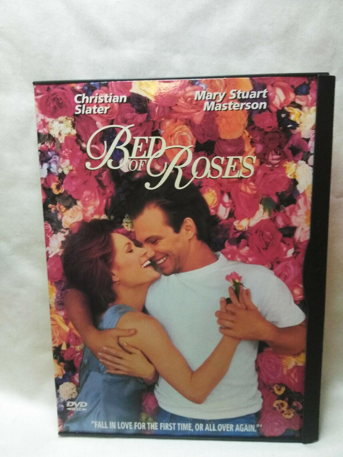 Bed of Roses (DVD, 1999, Full Frame  Anamorphic Widescreen) Christian Slater