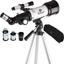 Gskyer Telescope, AZ70400 German Technology Astronomy Telescope,  Travel... - $142.95