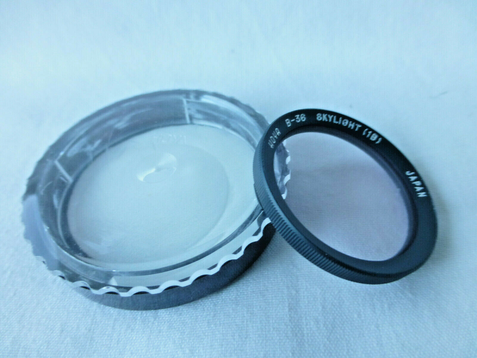 Primary image for Hoya B-36 Bayonet Skylight 1B Filter Made In Japan Used Bin #1281 30