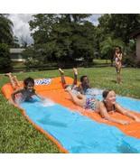 Slip slide wave rider triple inflatable 10 thumbtall