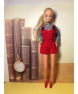 1976 Head with 1966 Body Vintage Barbie Doll - $25.00