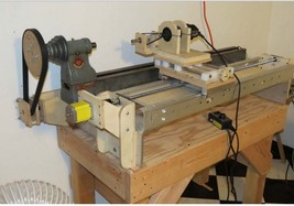 15 Old Plans How to Build Home Made Lathes & Accessories PDF - $5.99