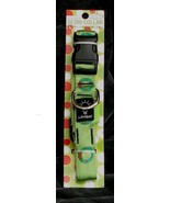 NEW IN PACKAGE World Pet Glow Collar, Size Large, Great Wreath Pattern, NEW - $5.93