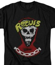The Warriors t-shirt Rogues retro 70s cult classic movie graphic tee PAR437 image 3