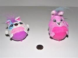 Hasbro Lot of 2 Furreal Friends Dizzy Dancers, BeriWinkle Bunny & Penelopaw - $6.92