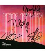 The Mavericks Brand New Day CD - signed - $38.99