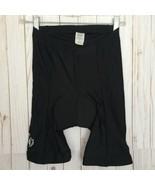 Unbranded Black Nylon Lycra Cycling Bicycle Bike Riding Padded Shorts Sz M - $29.95