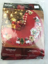 Bucilla Gingerbread House/Man Christmas Tree Skirts New In Package - $177.64