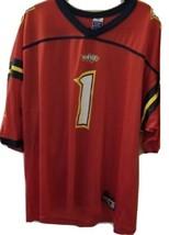 Vintage Orlando Rage 2001 RARE Champion XFL Football Jersey Size 52 XXL - $20.56