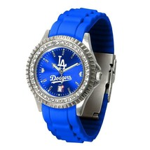 MLB Los Angeles Dodgers Women's Sparkle Watch - $56.83