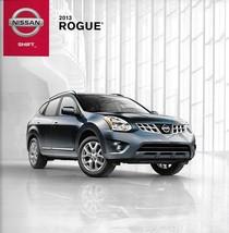 2013 Nissan ROGUE sales brochure catalog US 13 S SV SL - $7.00