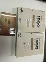 1999 Oldsmobile EIGHTY EIGHT 88 Workshop Shop Service Manual Set W Owner... - $23.71