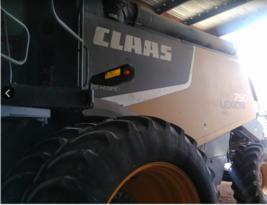 2011 CLAAS LEXION 750 For Sale In Rio Medina, Texas 78066 image 2