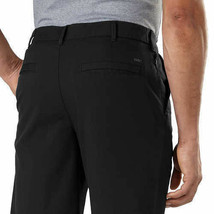 NEW IZOD Men's Performance Shorts With UltraFlex Waistband Black image 2