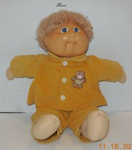 1984 Coleco Cabbage Patch Kids Plush Toy Doll CPK Xavier Roberts OAA Boy - $42.08