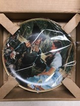 """Wizard of Oz 50th Anniversary Hamilton Plate """"Dorothy Meets the Scarecrow"""" - $23.96"""