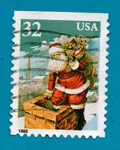 Scott  #3004 - United States Collectible Postage Stamp - Christmas - $1.99
