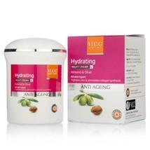 VLCC Hydrating Anti Ageing Night Cream 50g - $13.13