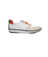DIESEL S-RV Mens Low Top Fashion Sneakers Start White Cream Size 12 New - $102.84