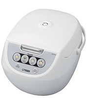Tiger Corporation JBV-A10U-W 5.5-Cup Micom Rice Cooker with Food Steamer... - €76,80 EUR