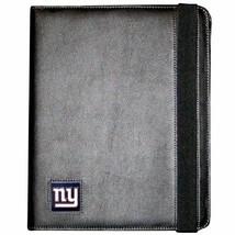 NFL iPad 2 FAUX LEATHER BOOK FOLIO CASE NEW YORK NY GIANTS FIPC090B image 1