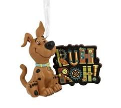 Hallmark Ornament Scooby Doo Ruh Roh Scoob Christmas Tree - $15.38