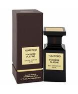 Tom Ford Fougere Platine Eau De Parfum Spray (unisex) 1.7 Oz For Women  - $298.42