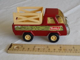Vtg Buddy L Pressed Steel Plastic Farm Pickup Truck Delivery Country Jap... - $9.96