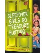 Sleepover Girls Go Treasure Hunting (The Sleepover Club) [Paperback] [Ja... - $20.79