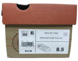 5 SZ8 Gold Sandals Metallic So pw7qSH
