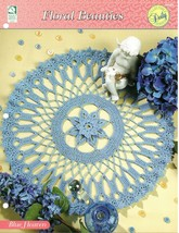 Crochet Pattern - Blue Heaven - Floral Beauties - House Of White Birches - $2.96