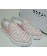Guess Relize 3 Sz 8.5 M EU 39 Women's Casual Slip On Sneakers Pink Multi... - $54.44